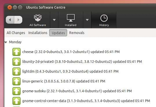 Новый Центр приложений Ubuntu