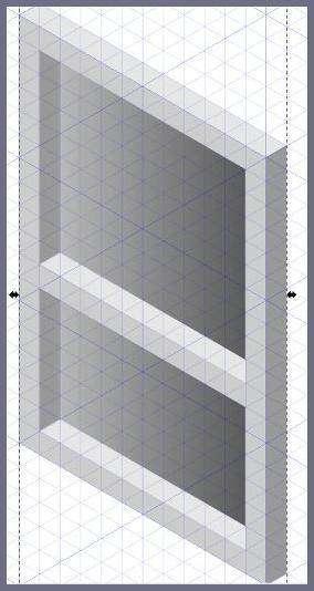 Inkscape: рисунок окна