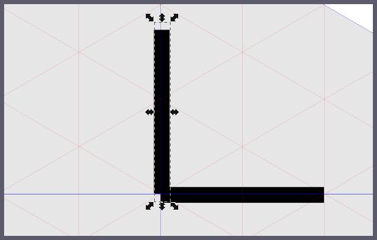 Inkscape: радиус эллипса