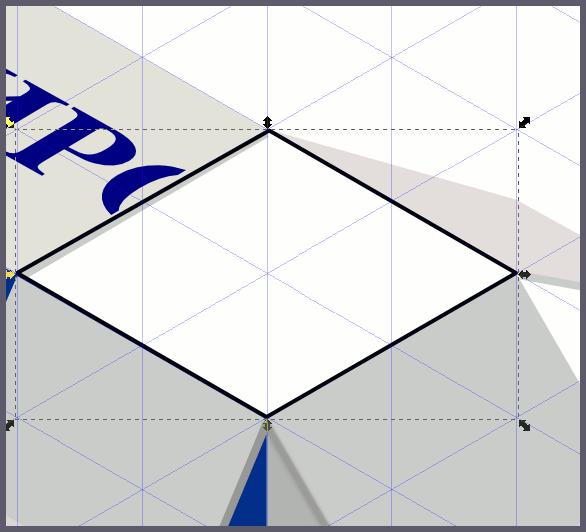Inkscape: снова рисуем контур