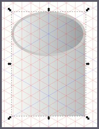 Inkscape: заливка градиентом