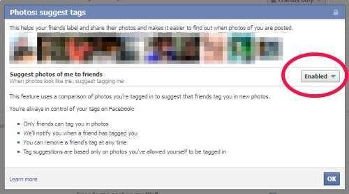 Facebook по умолчанию активирует функцию распознавания лиц за пределами Северной Америки