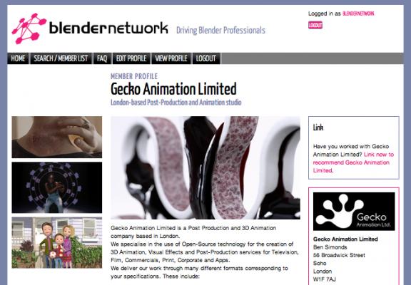 Blender создаст Blender Network